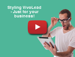Adjust VivoLead to your needs