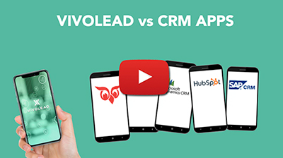 VivoLead vs CRM apps